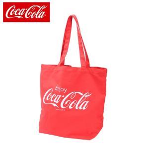 コカ・コーラ Coca-Cola トートバッグ メンズ レディース キャンバス COK-SCV-01 RD od|himarayaod