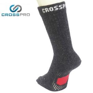 クロスプロ CROSS PRO トレッキング5本指ソックス メンズ 3DFアーチパネル5本指ソックス Z379-201-24-80 od|himarayaod