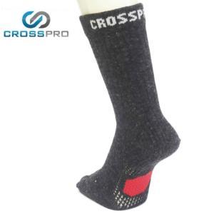 クロスプロ CROSS PRO トレッキング5本指ソックス メンズ 3DFアーチパネル5本指ソックス Z379-201-26-80 od|himarayaod