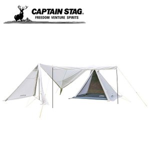 キャプテンスタッグ CAPTAIN STAG テント 大型テント CSクラシックス キャンプベースUV UA-39 od|himarayaod