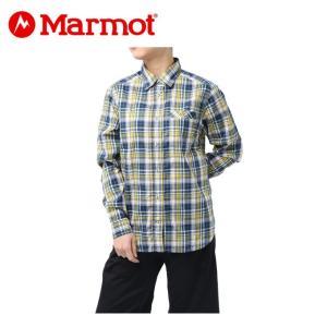 マーモット Marmot 長袖シャツ レディース QD Tartan Check L/S Shirt キューディータータンチェックロングスリーブシャツ TOWLJB75 od|himarayaod