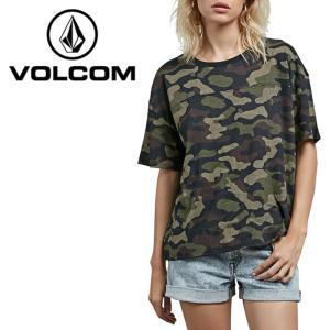 ボルコム VOLCOM Tシャツ 半袖 レディース THROW SHADE SS B0111813 od|himarayaod