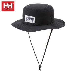 ヘリーハンセン HELLY HANSEN ハット メンズ レディース ワッペンフィールダーハット HOC91803 KO od|himarayaod