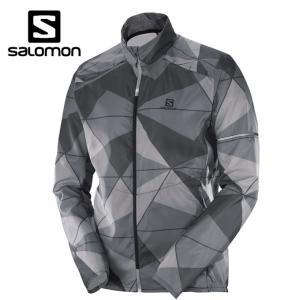 サロモン アウトドア ジャケット メンズ AGILE WIND JKT M アジャイル ウインド 401113 salomon od|himarayaod
