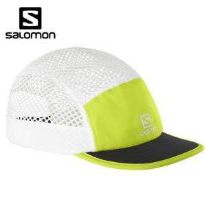 サロモン キャップ メンズ AIR LOGO CAP エア ロゴ L40045400 salomon od|himarayaod