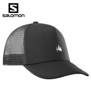 サロモン キャップ メンズ SUMMER LOGO CAP サマー ロゴ L40046300 salomon od|himarayaod