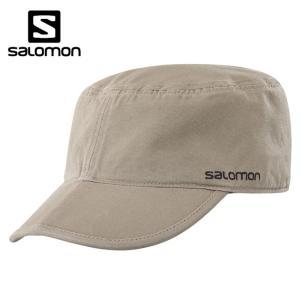 サロモン キャップ メンズ MILITARY FLEX CAP ミリタリー フレックス L40055400 salomon od|himarayaod