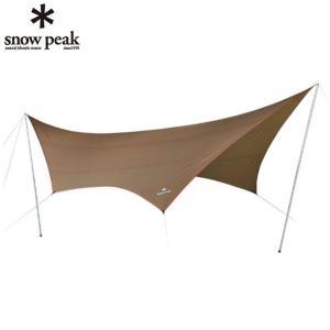スノーピーク snow peak タープ Tarp HD-Tarp Hexa タープシールド ヘキサ L TP-862H od|himarayaod
