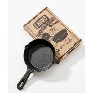 チャムス CHUMS 調理器具 スキレット Skillet 6 inch スキレット6インチ キッチン用品 CH62-1210 od|himarayaod|03