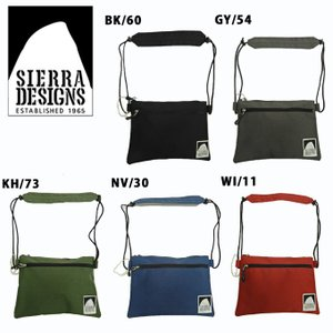 シェラデザイン SIERRA DESIGNS ナイロン UF サコッシュ 20929300 od|himarayaod