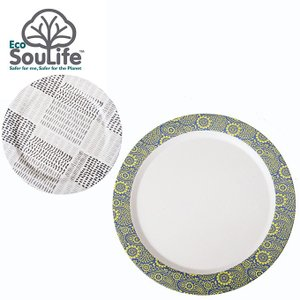エコソウライフ EcoSouLife 食器 皿 ラージディナープレート スタイルライフ BM15-2005 od|himarayaod