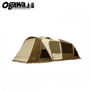 オガワテント テント 大型テント ティエラ ラルゴ 2760 OGAWA od|himarayaod