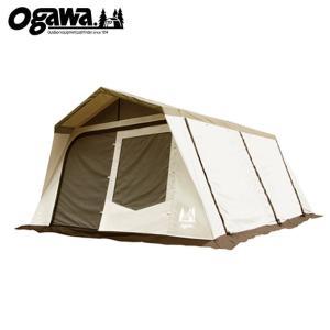 オガワテント OGAWA テント 大型テント ロッジシェルターT/C 3375 od|himarayaod
