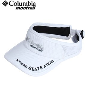 コロンビア モントレイル Columbia montrail キャップ 帽子 メンズ レディース ナッシングビーツアトレイル バイザー3 XU0043 100 od|himarayaod