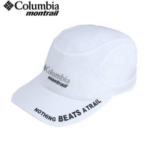 コロンビア モントレイル Columbia montrail キャップ 帽子 メンズ レディース ナッシングビーツアトレイル キャップ3 XU0041 100 od|himarayaod