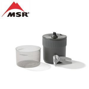 エムエスアール MSR 調理器具 鍋 トレイルミニ ソロクックセット 39374 od|himarayaod