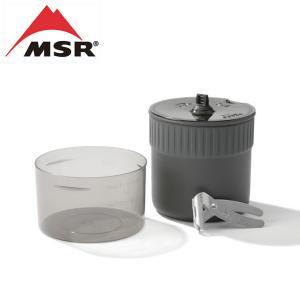 エムエスアール MSR 調理器具 鍋 トレイルミニ デュオクックセット 39375 od|himarayaod