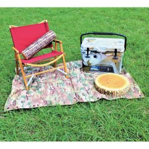 オレゴニアンキャンパー Oregonian Camper グラウンドシート 防水グランドシート マルチカム Mサイズ 140×100cm OCB-711 od|himarayaod|03