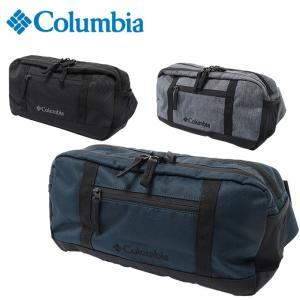 コロンビア ウエストバッグ メンズ レディース ディーカムヒップバッグ Dekum Hip Bag PU8218 Columbia od|himarayaod