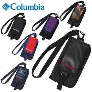 コロンビア スマートフォンケース メンズ レディース ナイオベマルチケース PU2092 Columbia od|himarayaod