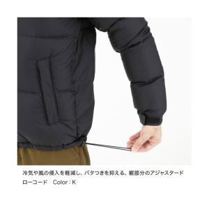 ノースフェイス アウトドア ジャケット メンズ Nuptse Jacket ヌプシジャケット ND91841 K THE NORTH FACE od|himarayaod|04
