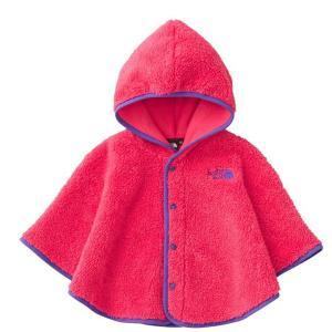 ノースフェイス ベビーポンチョ ジュニア Baby Fleece Poncho フリースポンチョ NAB71706 RE THE NORTH FACE od himarayaod