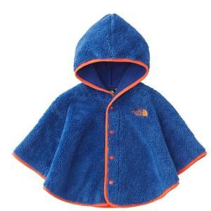 ノースフェイス ベビー ポンチョ ジュニア Baby Fleece Poncho フリースポンチョ NAB71706 SD THE NORTH FACE od himarayaod