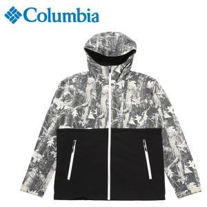 コロンビア マウンテンパーカー アウトドア ジャケット メンズ ヘイゼンパターンドジャケット Hazen Patterned Jacket PM3377 941 Columbia od|himarayaod