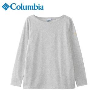 コロンビア Tシャツ 長袖 レディース St. Louis Isle Women's Long Sleeve Crew セントルイスアイルウィメンズロングスリーブクルー PL7111 039 Columbia od|himarayaod
