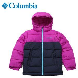 コロンビア ダウンジャケット ジュニア パイクレイク JK WY0028 530 Columbia od|himarayaod