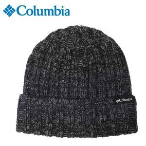 コロンビア ニット帽 メンズ レディース シアトルキャナルニットキャップ PU5400 010 Columbia od|himarayaod