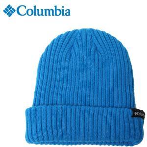 コロンビア ニット帽 ジュニア スプリットレンジニットキャップ PU5405 421 Columbia od|himarayaod