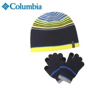 コロンビア ニット帽 ジュニア ユースハットアンドグローブセット Youth Hat And Glove Set CY0014 464 Columbia od|himarayaod