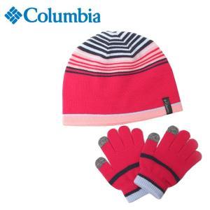 コロンビア ニット帽 ジュニア ユースハットアンドグローブセット Youth Hat And Glove Set CY0014 612 Columbia od|himarayaod