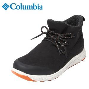 コロンビア カジュアルシューズ メンズ レディース スモールウッド2ウォータープルーフ Smallwood II Waterproof YU3966 010 Columbia od|himarayaod