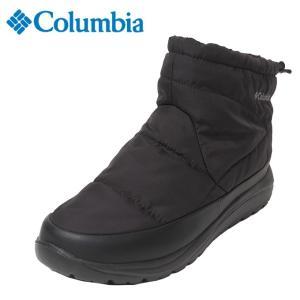 コロンビア スノーブーツ 冬靴 メンズ レディース スピンリールミニBアドバンスWPOH YU3970 010 Columbia od|himarayaod