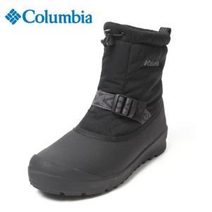 コロンビア スノーブーツ 冬靴 メンズ レディース Chakeipi Slip Omni-Heat チャケイピスリップオムニヒート YU3975-010 Columbia od|himarayaod