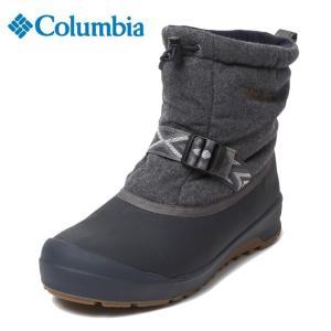 コロンビア スノーブーツ 冬靴 メンズ レディース Chakeipi Slip Omni-Heat チャケイピスリップオムニヒート YU3975-030 Columbia od|himarayaod