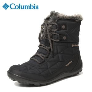 コロンビア スノーブーツ 冬靴 レディース Minx Shorty III ミンクスショーティー 3 BL5961-010 Columbia od|himarayaod