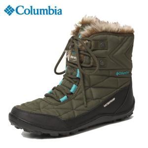コロンビア スノーブーツ 冬靴 レディース Minx Shorty III ミンクスショーティー 3 BL5961-383 Columbia od|himarayaod