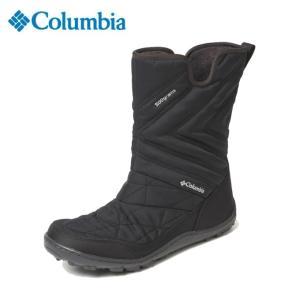 コロンビア スノーブーツ 冬靴 レディース Minx Slip III ミンクススリップ 3 BL5959-010 Columbia od|himarayaod