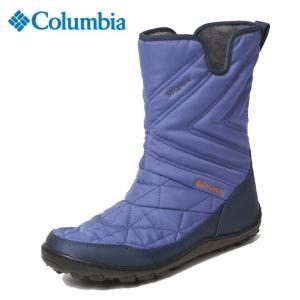 コロンビア スノーブーツ 冬靴 レディース Minx Slip III ミンクススリップ 3 BL5959-593 Columbia od|himarayaod