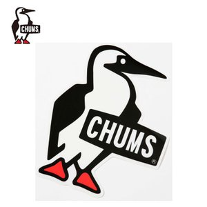 チャムス CHUMS Car Sticker Big Booby Bird カーステッカービッグブービーバード CH62-1185 od himarayaod