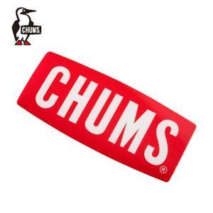 チャムス CHUMS Car Sticker Boat Logo Large カーステッカーボートロゴラージ CH62-1187 od himarayaod