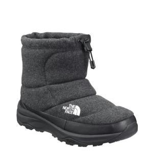 ノースフェイス スノーブーツ 冬靴 メンズ レディース Nuptse Bootie Wool IV Short ヌプシブーティー ウール IV ショート NF51879 THE NORTH FACE od|himarayaod
