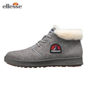 エレッセ ellesse スノーブーツ 冬靴 レディース ヘリテージ エットーレ ウインターチャッカ カジュアル 靴 EFH8324 GR od|himarayaod