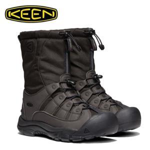 キーン KEEN スノーブーツ 冬靴 メンズ Winterport II ウィンターポート ツー 防水ウィンターブーツ 1019469 TRBK od|himarayaod