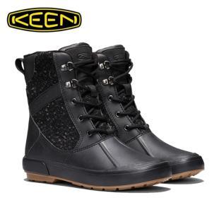 キーン KEEN スノーブーツ 冬靴 レディース ベレテア ウール ウォータープルーフ ウィンターブーツ 1019549 BK/RA od|himarayaod