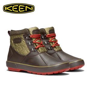 キーン KEEN スノーブーツ 冬靴 レディース ベレテア アンクル キルテッド 防水ブーツ 1019602 MU/MO od|himarayaod