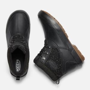 キーン KEEN スノーブーツ 冬靴 レディース ベレテア アンクルウール ウォータープルーフ ウィンターブーツ 1019605 BK/RA od himarayaod 06